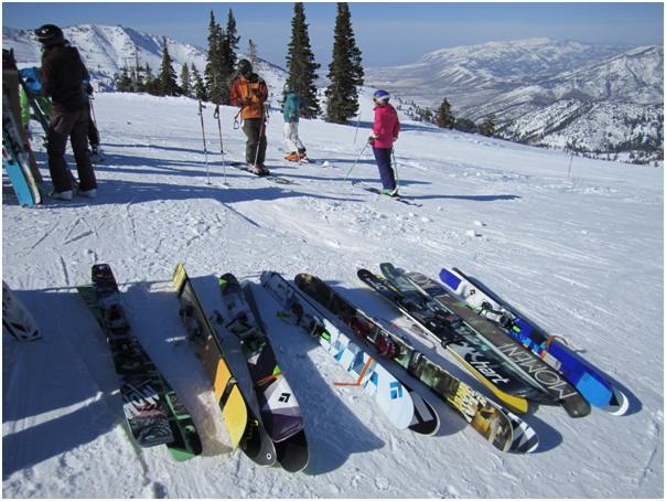 rent skis